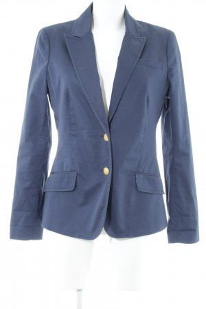 Tommy Hilfiger Smoking-Blazer dunkelblau Casual-Look