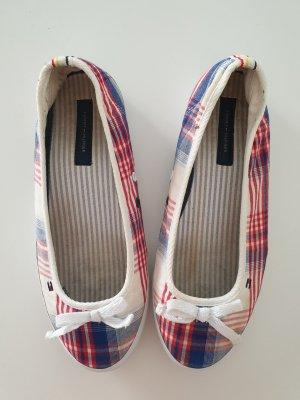 Tommy Hilfiger Sneaker/Ballerinas kariert - Gr. 37/38