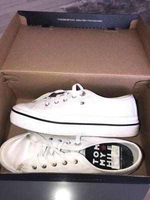 Tommy Hilfiger Heel Sneakers white