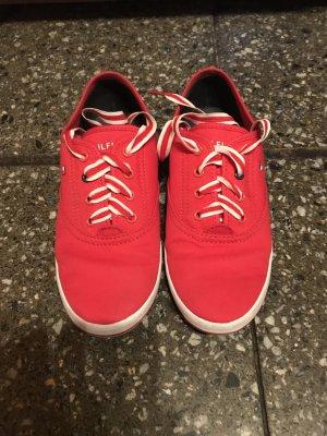 Tommy Hilfiger Sneaker in rot