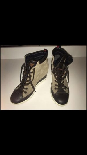Tommy Hilfiger Wedge Sneaker multicolored leather