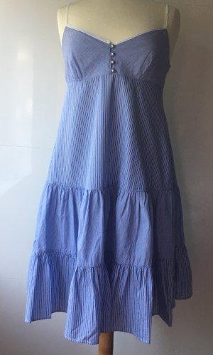 Tommy Hilfiger Midi-jurk veelkleurig Katoen