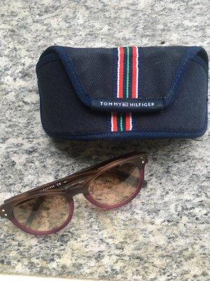 Tommy Hilfiger Gafas de sol marrón oscuro-rosa