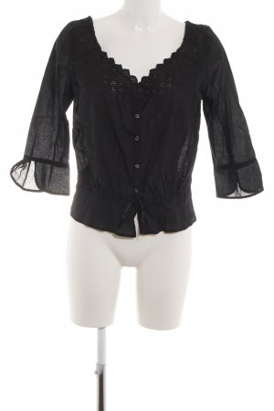Tommy Hilfiger Lace Blouse black casual look