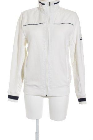 Tommy Hilfiger Sports Jacket white-dark blue sailor style