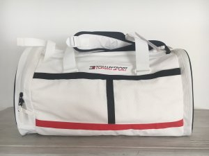 Tommy Hilfiger Sports Bag white