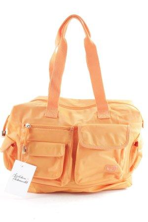 Tommy Hilfiger Sporttasche orange sportlicher Stil