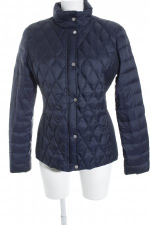 Tommy Hilfiger Chaqueta acolchada azul oscuro look Street-Style