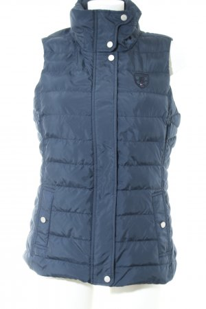 Tommy Hilfiger Quilted Gilet blue casual look