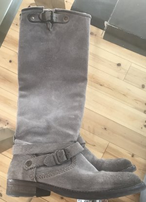 Tommy Hilfiger Denim Jackboots grey