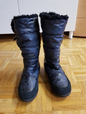 Tommy Hilfiger Winter Boots dark blue