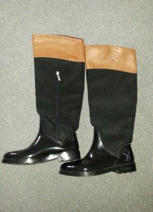 Tommy Hilfiger High Boots beige-black