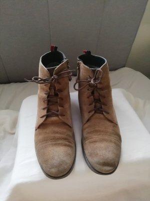 factory price b73bf badf3 Tommy Hilfiger Stiefel aus Wildleder
