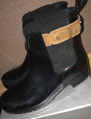 Tommy Hilfiger Korte laarzen zwart