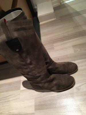 Tommy Hilfiger Botas de invierno gris antracita