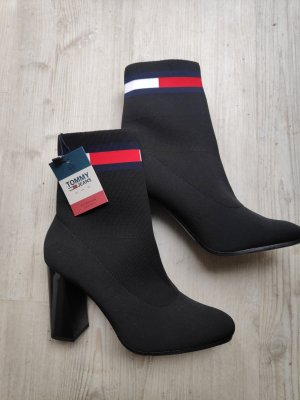 Tommy Jeans Slouch Booties multicolored