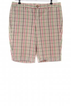 Tommy Hilfiger Stoffhose Allover-Druck Casual-Look