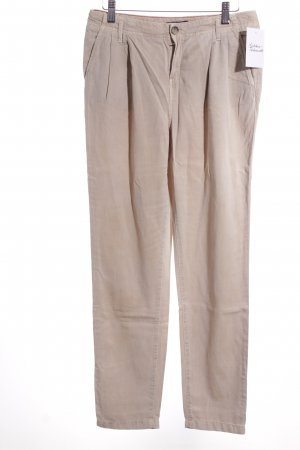 Tommy Hilfiger Stoffhose beige Casual-Look