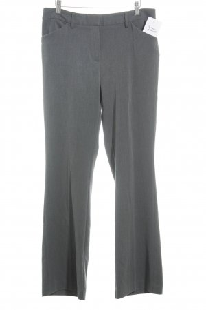 Tommy Hilfiger Jersey Pants dark grey flecked business style