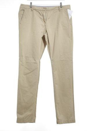 Tommy Hilfiger Pantalon en jersey brun sable style d'affaires