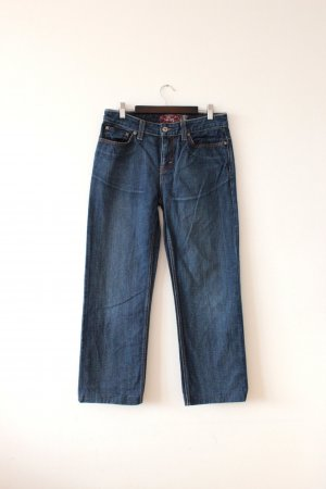 Tommy Hilfiger Boyfriend Jeans dark blue cotton