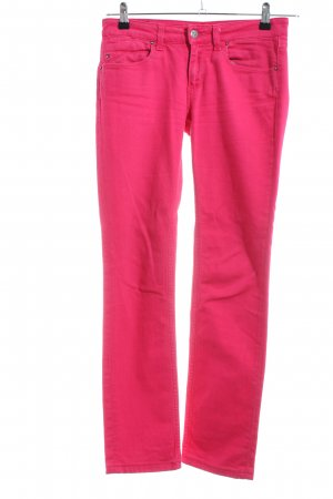 Tommy Hilfiger Straight-Leg Jeans pink Casual-Look