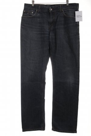 Tommy Hilfiger Straight-Leg Jeans blau Casual-Look