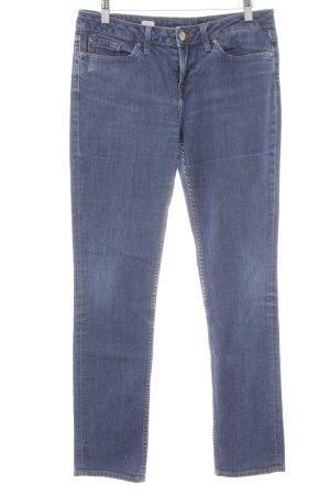 Tommy Hilfiger Straight-Leg Jeans blau-graublau Casual-Look