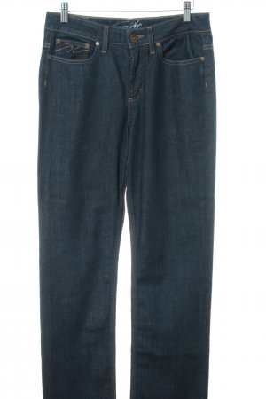 Tommy Hilfiger Straight Leg Jeans blue casual look