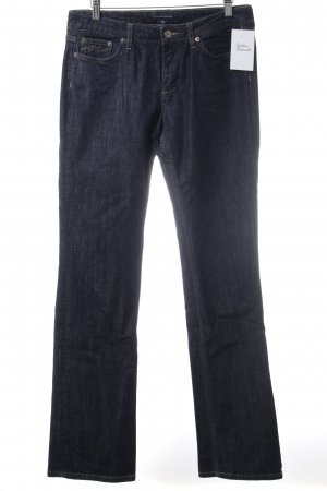 Tommy Hilfiger Straight Leg Jeans dark blue casual look