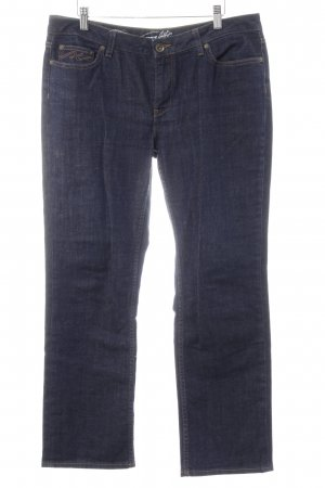Tommy Hilfiger Straight-Leg Jeans dunkelblau Casual-Look