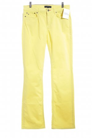 Tommy Hilfiger Straight-Leg Jeans dunkelgelb extravaganter Stil
