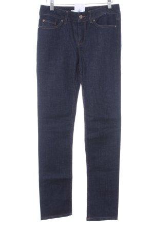 Tommy Hilfiger Straight-Leg Jeans hellbraun-dunkelblau Casual-Look