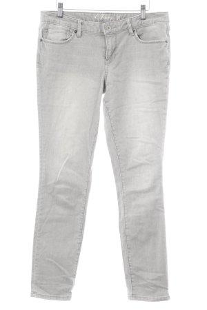 Tommy Hilfiger Straight-Leg Jeans hellgrau Casual-Look