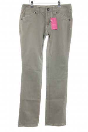 Tommy Hilfiger Straight-Leg Jeans khaki Casual-Look