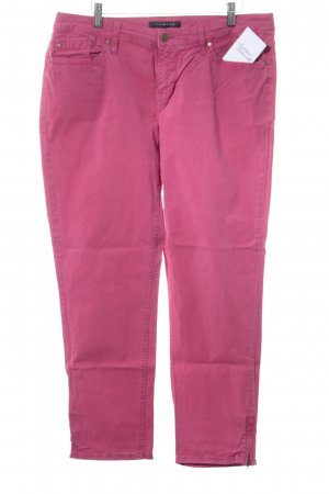 Tommy Hilfiger Jeans a gamba dritta magenta stile casual