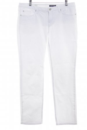 "Tommy Hilfiger Straight-Leg Jeans ""ROME RW Straight Fit"" weiß"