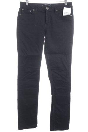 "Tommy Hilfiger Straight-Leg Jeans ""Rome"" schwarz"