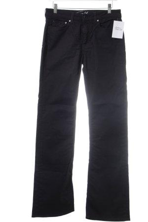 Tommy Hilfiger Boot Cut Jeans schwarz schlichter Stil
