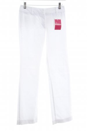 Tommy Hilfiger Jeans a gamba dritta bianco stile casual