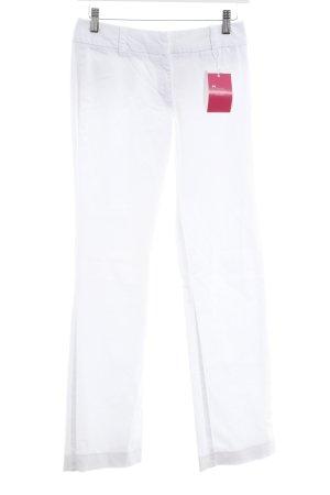Tommy Hilfiger Jeans met rechte pijpen wit casual uitstraling