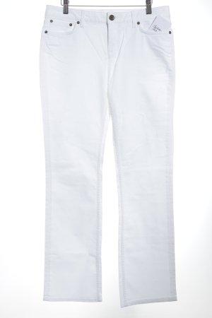 Tommy Hilfiger Straight-Leg Jeans weiß Jeans-Optik