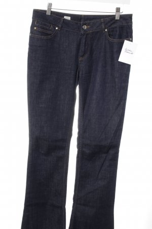 Tommy Hilfiger Stretch Jeans dunkelblau Casual-Look
