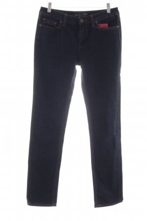 Tommy Hilfiger Stretch jeans donkerblauw Jeans-look