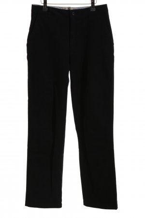 Tommy Hilfiger Pantalón elástico negro estilo «business»