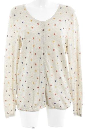 Tommy Hilfiger Cardigan tricotés motif floral style décontracté