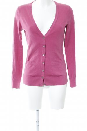 Tommy Hilfiger Strickjacke pink Casual-Look