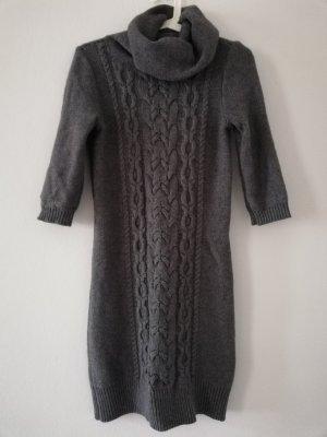 Tommy Hilfiger Knitted Dress grey-dark grey