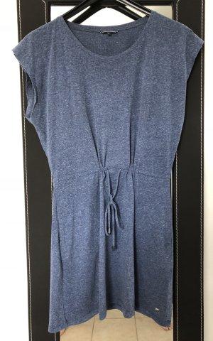 Tommy Hilfiger Strickkleid, Gr. XL, jeansblau