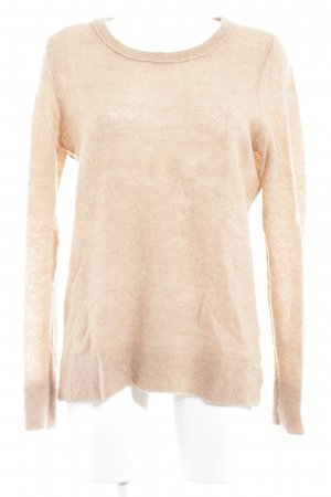 Tommy Hilfiger Strickpullover camel Casual-Look